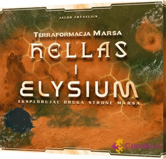 Terraformacja Marsa: Hellas i Elysium (przedsprzedaż)